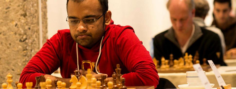 Abhijeet Gupta. Foto: Frans Peeters